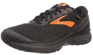 Men's Brooks Ghost 11 GTX. Best running shoes rain