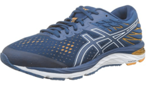 Men's Asics Gel Cumulus 21. Best running shoes for men