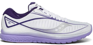 Women's Saucony Kinvara 10. Bets running shoes for women