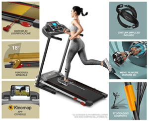 Sportstech F10. Mejores cintas correr