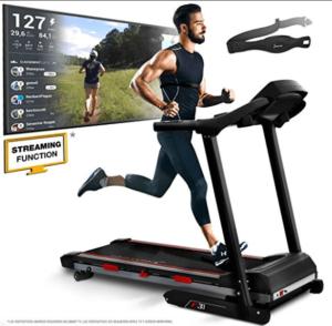 Sportstech Professional F31. Mejores cintas de correr