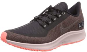Women's Nike Air Zoom Pegasus 35. Best running rain cold